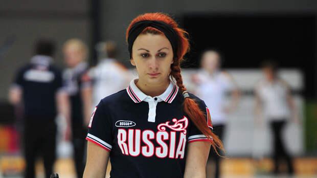Сборная России проиграла Германии на ЧМ по кёрлингу среди смешанных пар