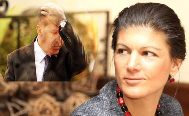 Сара vs Меркель: Что ж вы отказались принимать самолёт Эрдогана. Как-то не по-дружески!
