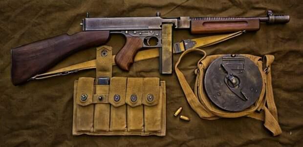 Больше всего поставили автоматов. /Фото: livinghistory.ru.