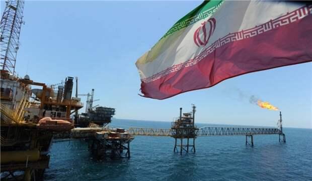 Новое месторождение Ирана на Каспии снабдит газом Европу