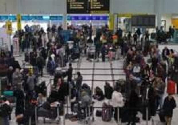 Лондонский аэропорт Гатвик закрылся из-за дронов