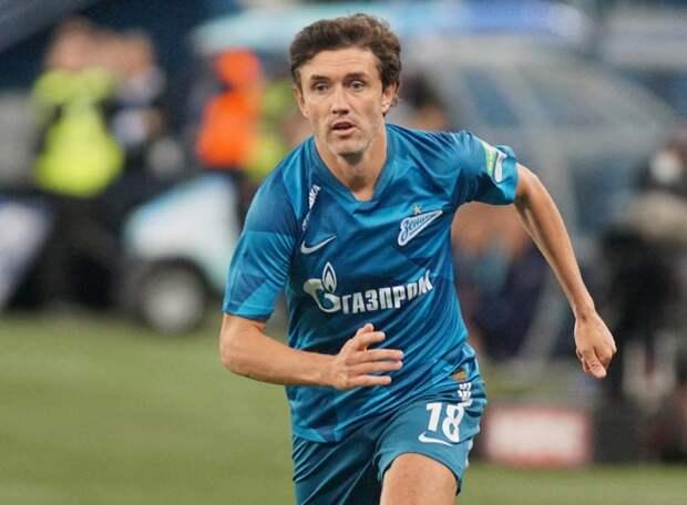 Тренер «Зенита» сравнил Жиркова с Мальдини и Дзанетти