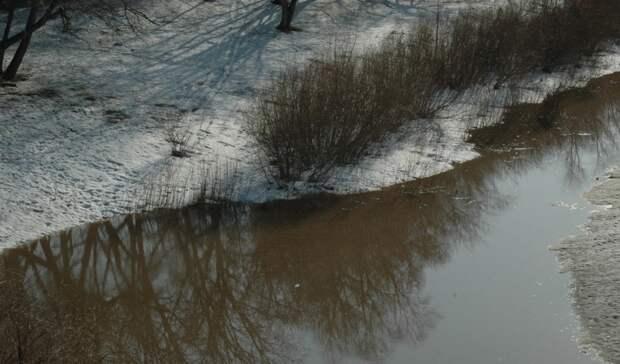 Уровень реки Орь в районе Ащебутака за сутки вырос почти на 2,5 метра