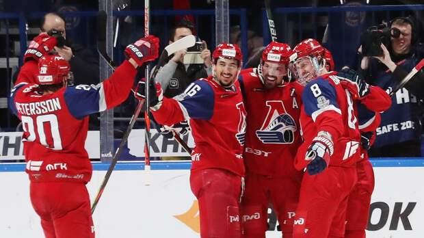 «Локомотив» победил ЦСКА в 4-м матче и сравнял счет в серии