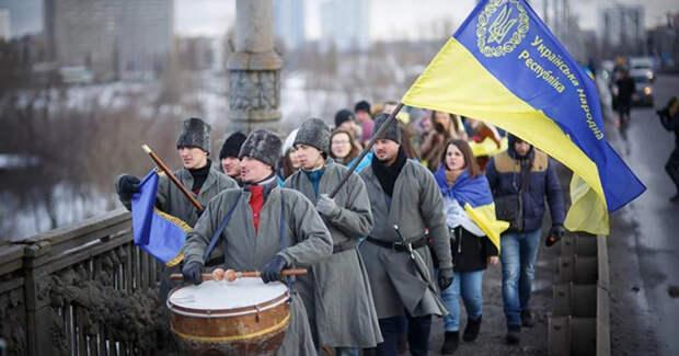 Украина – заразное и опасное заболевание
