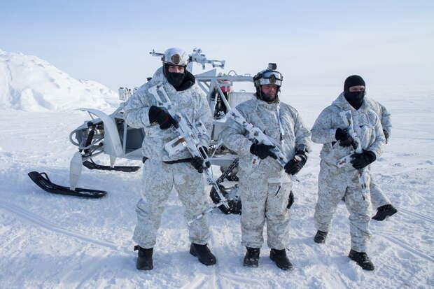 Госдеп предупредил о«новом театре конфликта» вАрктике из-за России