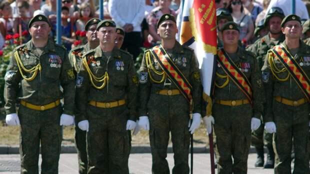 Прошедший ВОВ россиянин назвал парад Победы радостью для души