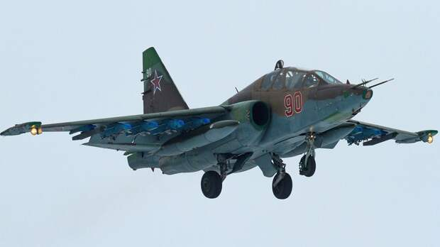 Аналитика NI впечатлило смертоносное вооружение российского штурмовика Су-25