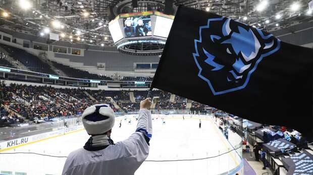 Минское «Динамо» и «Северсталь» вышли в плей-офф КХЛ после поражения «Витязя» от «Йокерита»