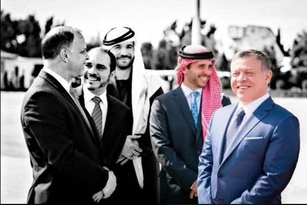 В Иордании провалился государственный переворот