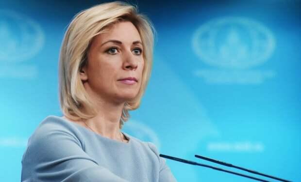 Захарова рассказала, как работает МИД по возвращению россиян из Ливии