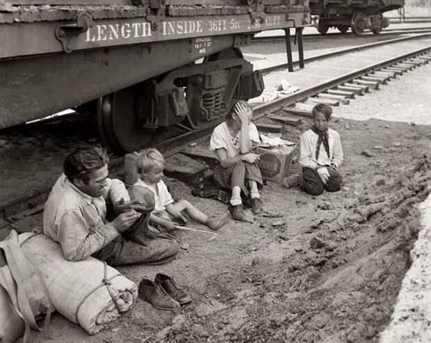 Настоящий Голодомор 1932-1933 годов был в США