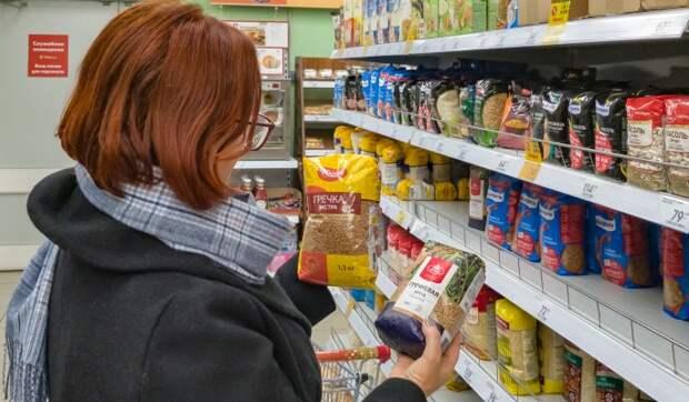В России могут взлететь цены на крупы