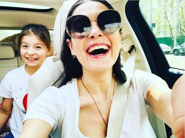 Звезда сериала «Цыганка» Виктория Полторак: «Даже когда казалось, что мир вокруг рушится, дочери не видели меня в отчаянии»