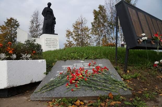 Голландцы показали полякам и прибалтам пример заботы о могилах воинов СССР
