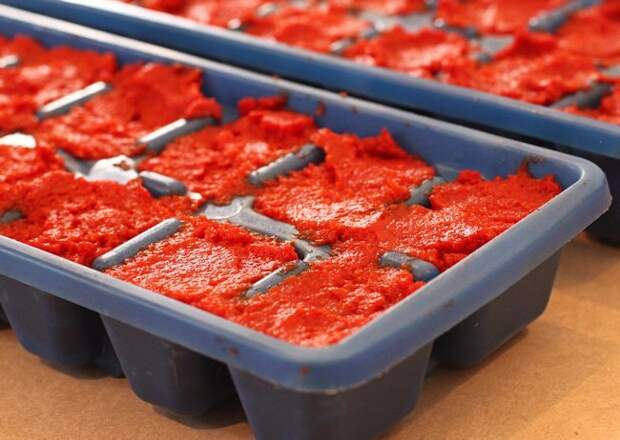 15. Хранение томатной пасты еда, овощи и фрукты, продукты, советы, храним правильно