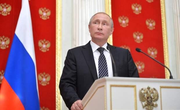 Путин: «Люди, которые заказывают фальшивки против Трампа, хуже проституток»