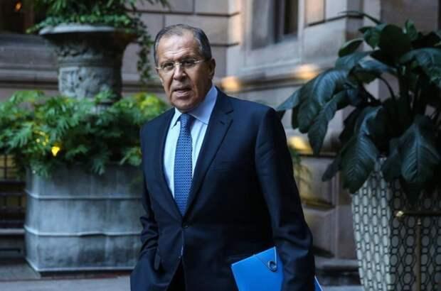 Сергей Лавров ответил на слова Лукашенко об условии признания Крыма