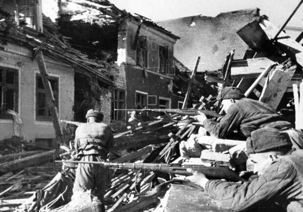 Ужасы отбитого Сталинграда