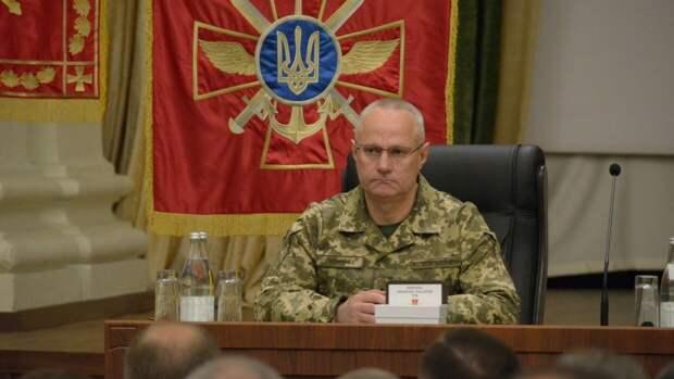 Главком ВСУ: Украина не поддается на провокации в Черном и Азовском морях