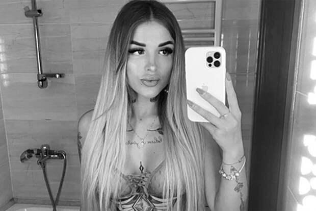 Блогерша написала одно слово в Instagram и совершила самоубийство