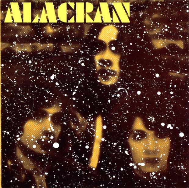 Alacran – Alacran 1971 год.
