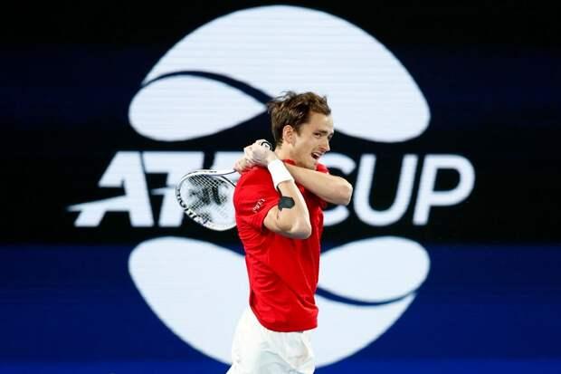 Тарпищев: «Опасался матча Медведева с Поспишилом, но Даниил легко выиграл»