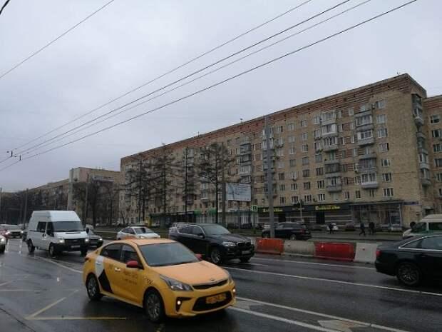 Агентство «Москва»: В столице таксист пережил инсульт за рулем и устроил массовую аварию