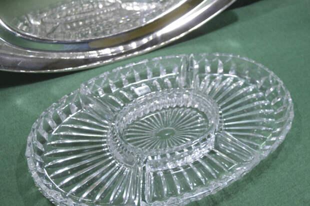 Хрустальная посуда из СССР: какие блюда в чём подавали