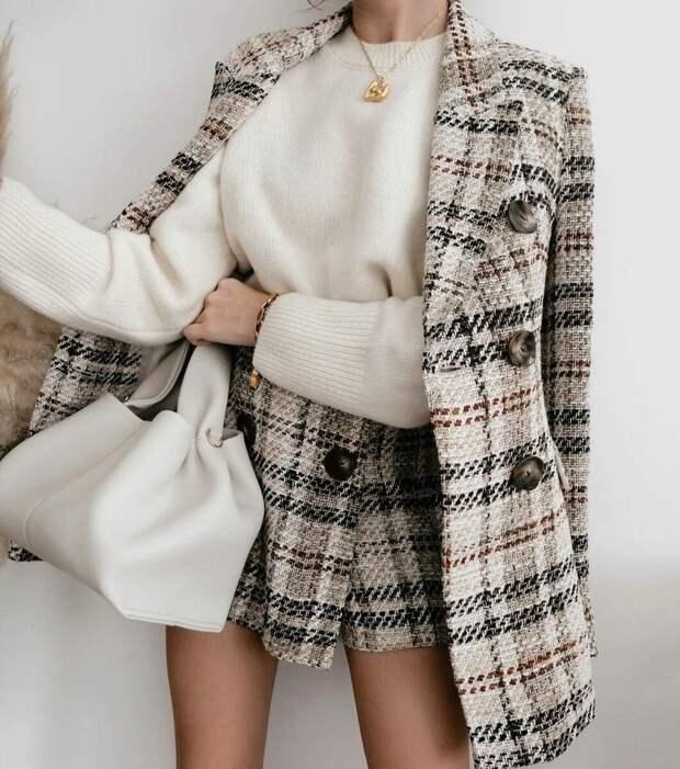 17 примеров как носить длинный пиджак, чтобы создать привлекательный образ