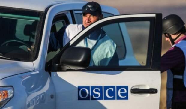 За очковтирательство ОБСЕ будет в общей очереди пересекать КПП