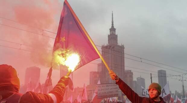 Польша готовится покинуть состав ЕС в паре с Литвой