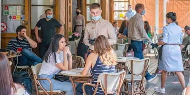 Ресторанам «Чайхона №1» и «Бараshka» в ЦАО грозит закрытие за нарушение антиковидных мер. Фото: М. Мишин mos.ru
