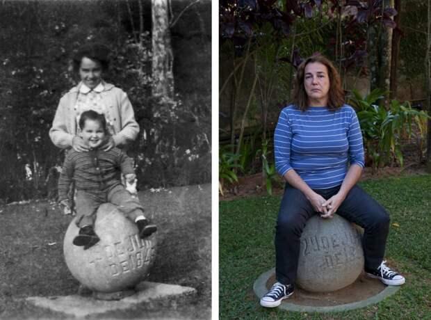 «Отсутствие» — мощный фотопроект о жертвах репрессий в годы военной диктатуры