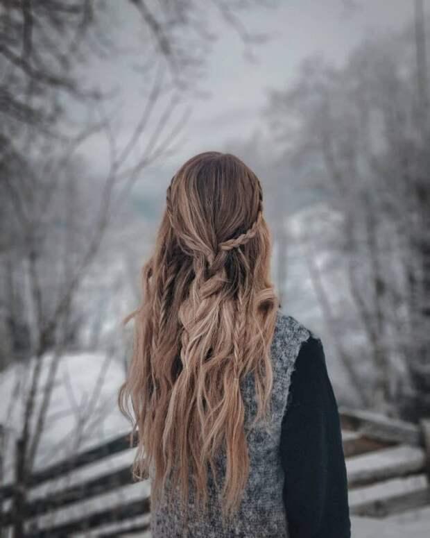 Суровая красота: 25 идей брутальных причесок для современных викингов