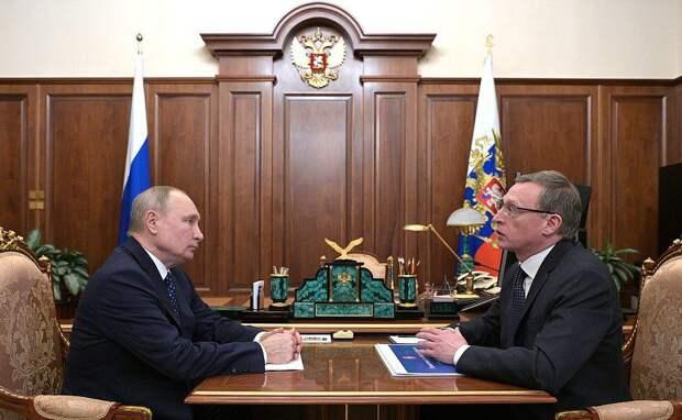 Омский губернатор обратился к президенту за поддержкой в строительстве обхода Омска