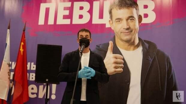 Дмитрий Певцов решил идти в депутаты Государственной думы