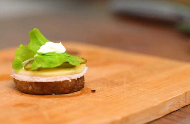 Быстрые, оригинальные и очень простые в приготовлении закуски на новогодний стол