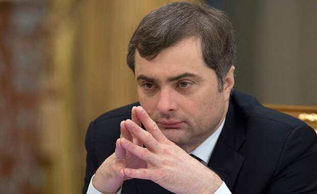 Заместитель председателя правительства РФ – руководитель аппарата правительства РФ Владислав Сурков