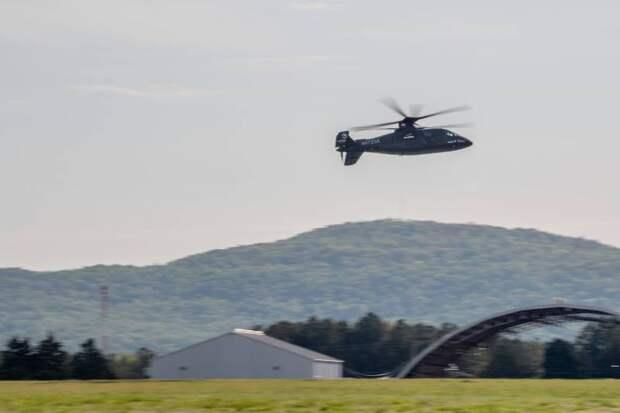 Строительство и реклама американского перспективного разведывательно-ударного летательного аппарата