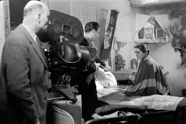 Кадры со съемочных площадок любимых советских фильмов