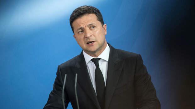 На Украине назвали условие для встречи Зеленского и Путина