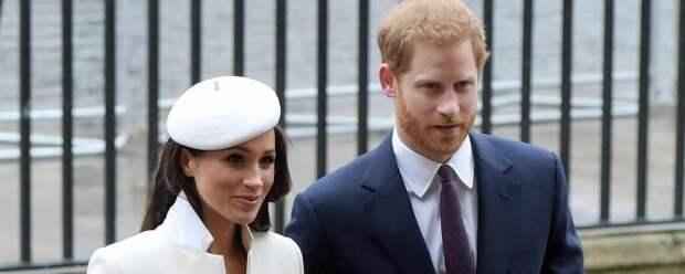 Принц Гарри требует от королевской семьи Британии извинений перед Меган Маркл