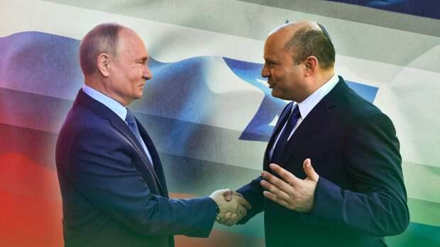 Политолог Крылов подвел итоги первой личной встречи Путина с премьером Израиля в Сочи