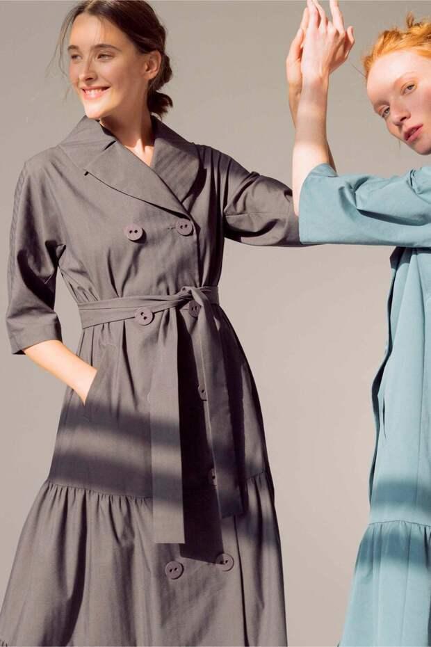 Серый. Как цвет бедноты покорил мир моды