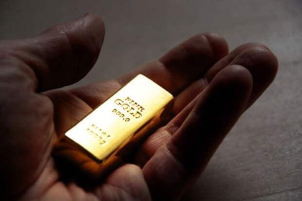 Немцы испугались инфляции и бросились скупать золото