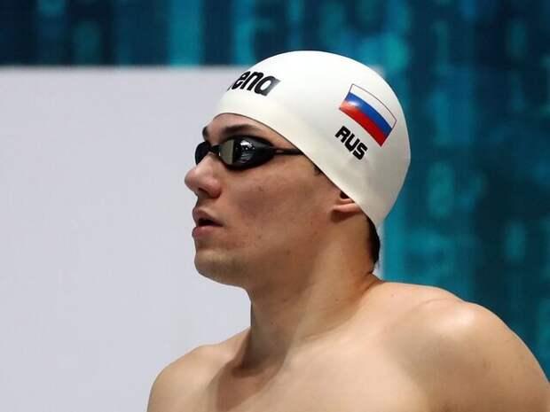 Российский пловец Малютин победил на ЧЕ по водным видам спорта