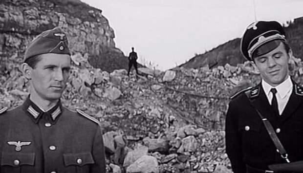 Кадр из фильма *Щит и меч*, 1968 | Фото: domkino.tv