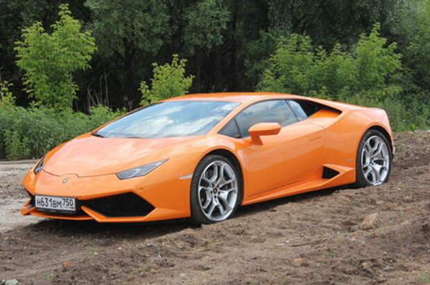 Тест Lamborghini Huracan: детектив с полным приводом
