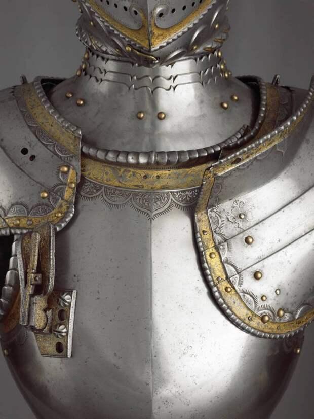 Рыцарские доспехи из Собрания Уоллеса